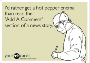 Things They Forgot to Mention, blog, photo, Costa rica, cabbage, spice, someecard