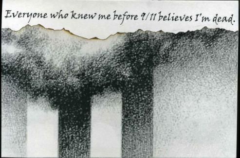 Things They Forgot to Mention, blog, secret, secrets, postsecret, 911