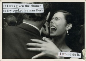 Things They Forgot to Mention, blog, secret, secrets, postsecret, human flesh