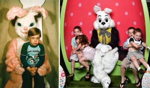 Things They Forgot to Mention, blog, photo, Easter, easter bunny